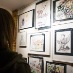 Mark Gonzales Art Show