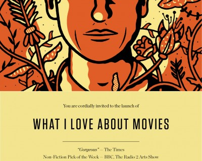 Little White Lies presents…'What I Love About Movies' Book Launch