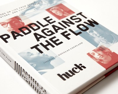 HUCK Book Launch | Paddle Against the Flow
