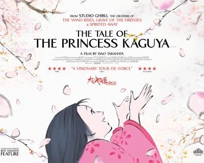 The Tale of The Princess Kaguya | Origami Workshop & Screening