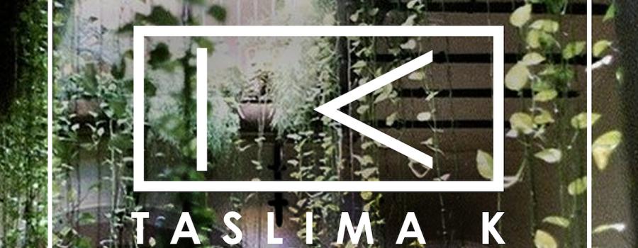 TASLIMA K FLYER copy